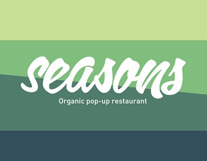 "Check out new work on my @Behance portfolio: ""Seasons"" http://be.net/gallery/32994567/Seasons"