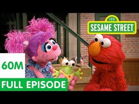 (6) Elmo Teaches Abby to Pretend   Sesame Street Full Episode - YouTube