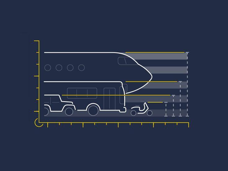 Public Transportation Illustration by Jason Wright