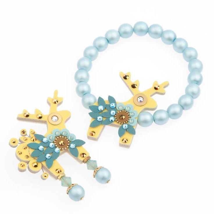 Jelení šperky - Jelikonoce - Lážín a Plážín