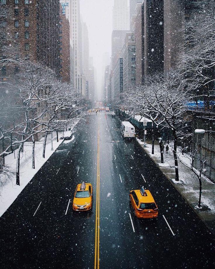 "Condé Nast Traveler On Instagram: ""Christmas In New York"