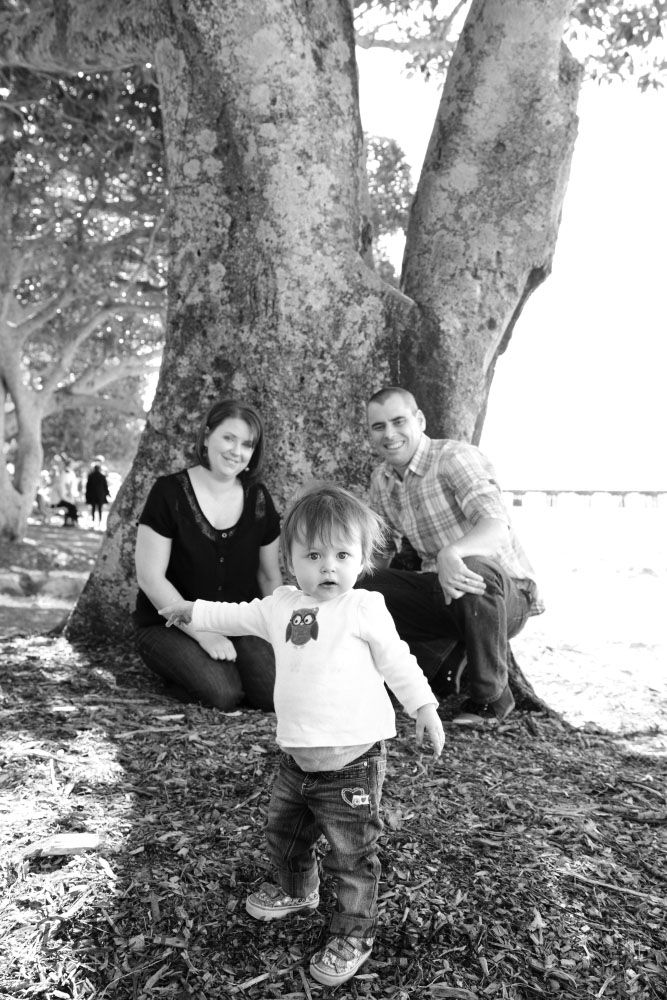 Playing at the park - Brisbane Outdoor Lifestyle Family Photography