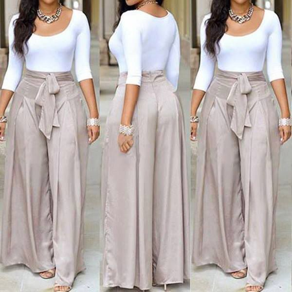 I need these slacks! They appear comfortably and stylishly cool!