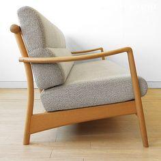 joystyle-interior   Rakuten Global Market: The wooden sofa cover ring sofa SCANDIC-2P net shop limited original setting where a design of th...