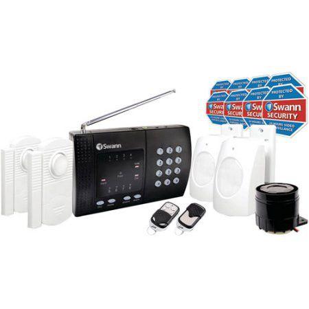 Home Wireless Alarm System Swann