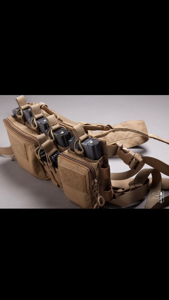 HSP D3CR-H Chest Rig