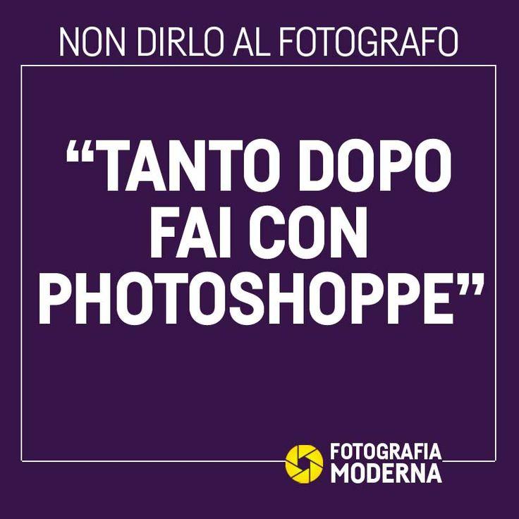 Frasi da non dire ad un fotografo
