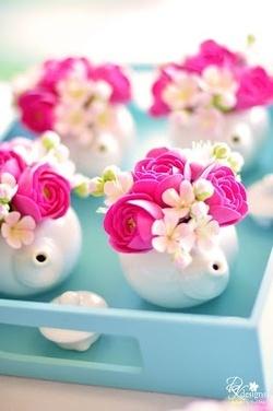 shower floral idea