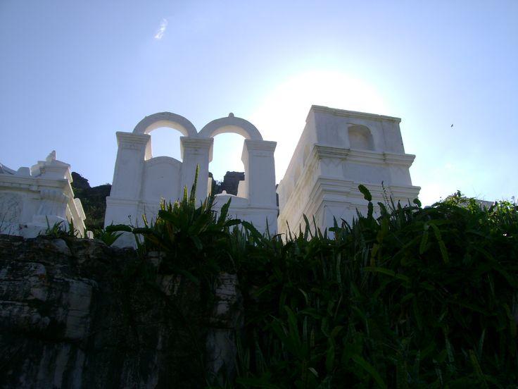 Cemitério Bizantino em Mucugê - Chapada Diamantina - BA