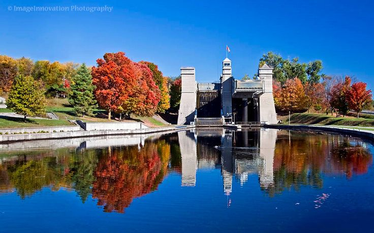 Peterborough, Ontario Liftlock
