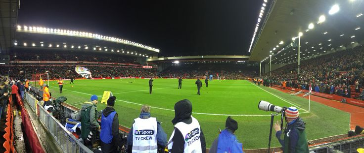 Liverpool v Arsenal - anfield Stadium