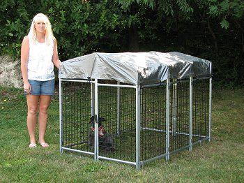 4 x 6 x 4 portable Dog Kennel