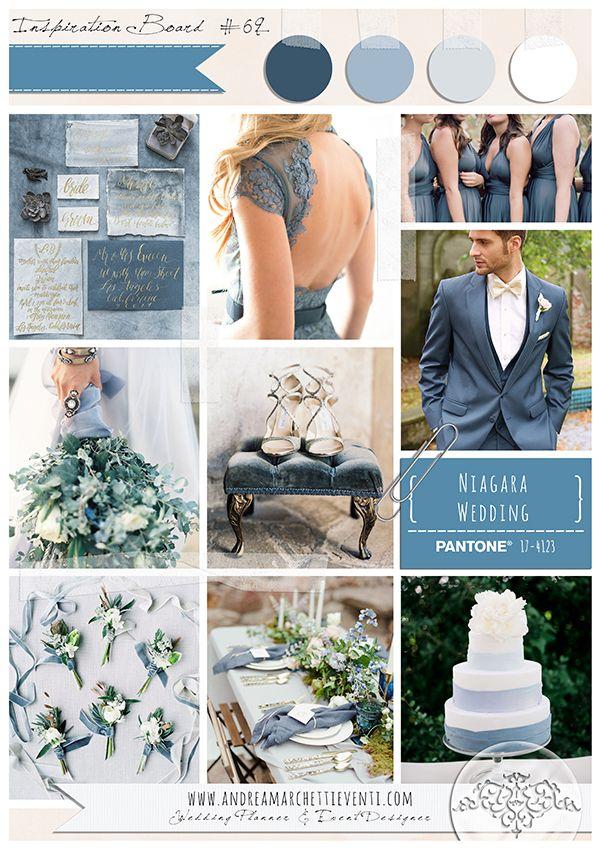 Un viaggio attraverso quelli che saranno i colori matrimonio 2017, non perdetevi i nostri Inspiration Board dedicati a ciascuno di questi splendidi colori.
