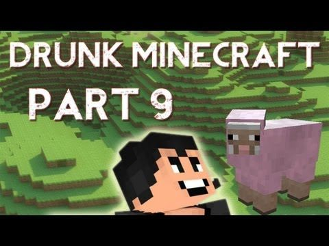 YouTube Markiplier Drunk Minecraft my favorite episode in the series. I'm devastated that it ended though. ヽ(`Д´)ノ