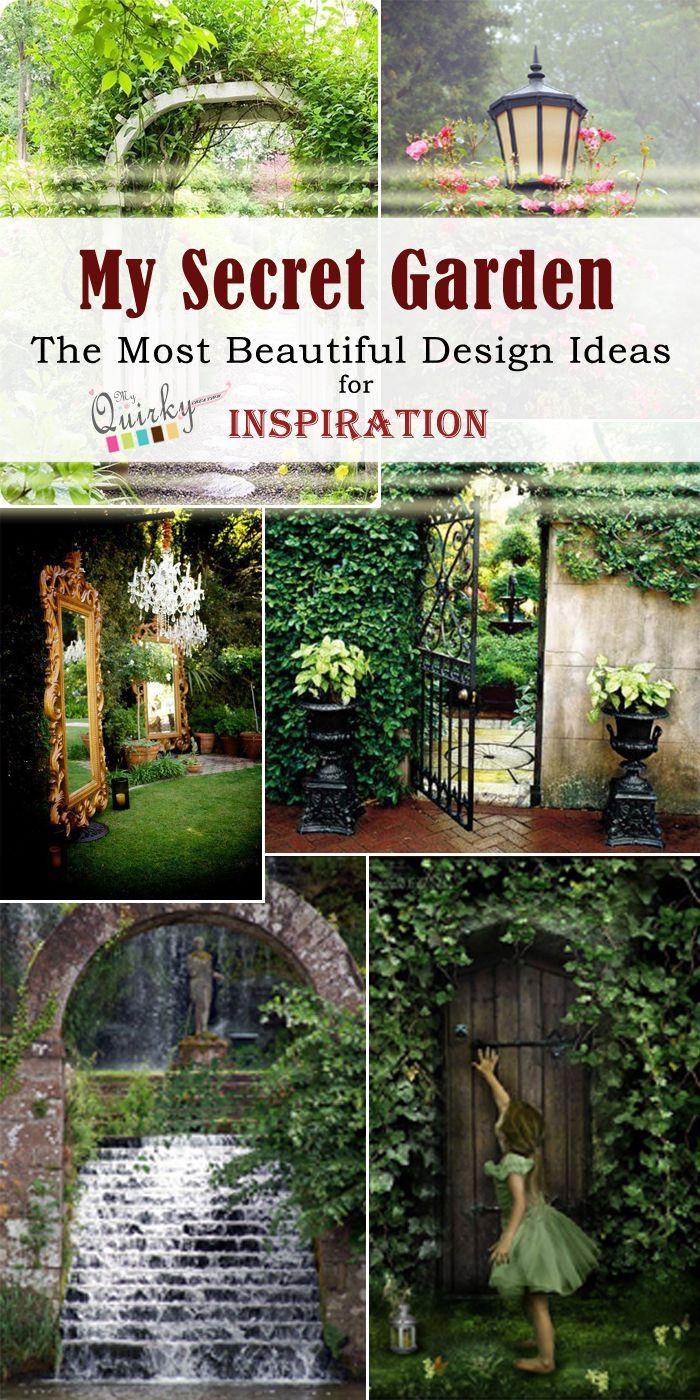 20 My Secret Garden Ideas The Most Beautiful Design Ideas For Inspiration Gardeningplanslayout Garden Landscape Design Secret Garden Urban Garden