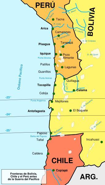 La guerra del pacifico es muy interesante y importante en la cultura de Bolivia. Recomiendo que aprendas sobre la guerra.