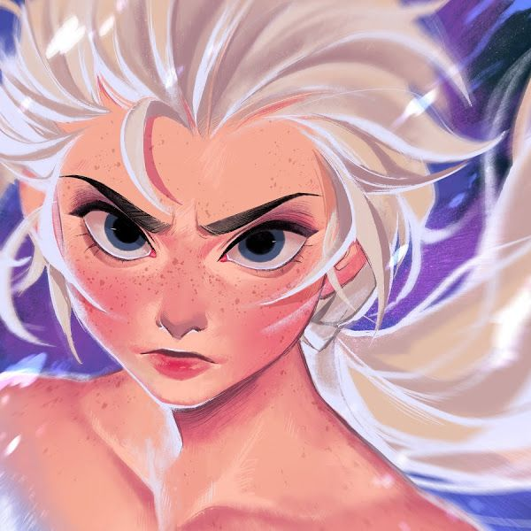 Pin by Tempelsa storm on Disney's Frozen 2 artists (With