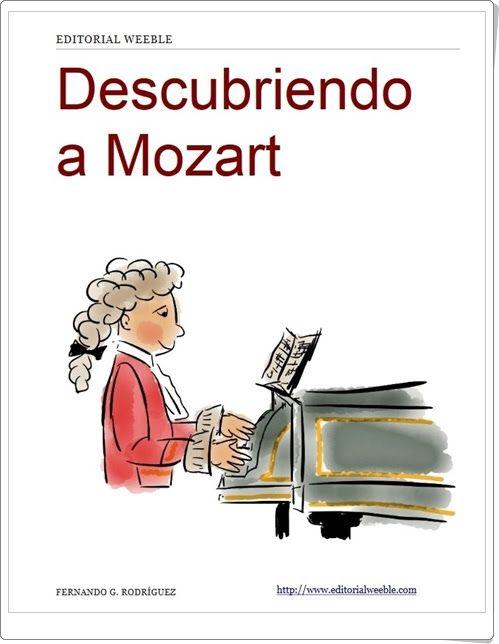 """Descubriendo a Mozart"" de Fernando G. Rodríguez (Libro online gratis)"