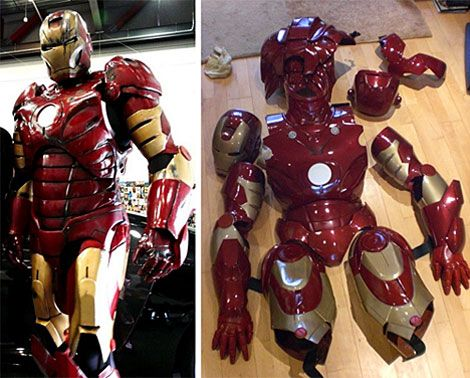 Iron Man Full Body Suit | My 2 Favorite Superheroes ...