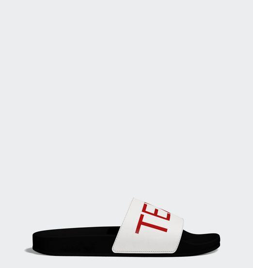 adidas mi adilette - Your Call - White | adidas Canada