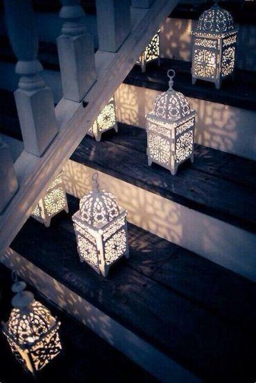 20 Idea Menarik Lampu Ceriakan Kediaman Di Hari Raya! - DIY+Kraf - Dekor Impiana