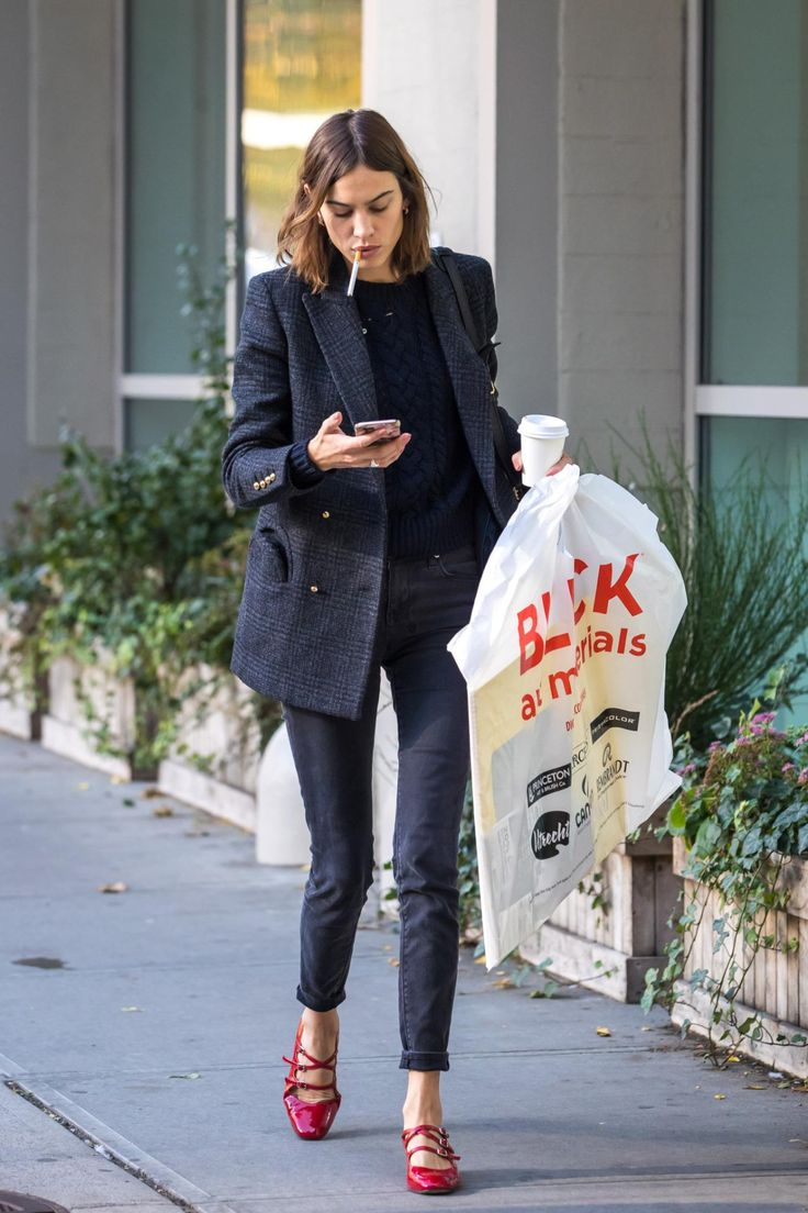 Alexa Chung | @andwhatelse
