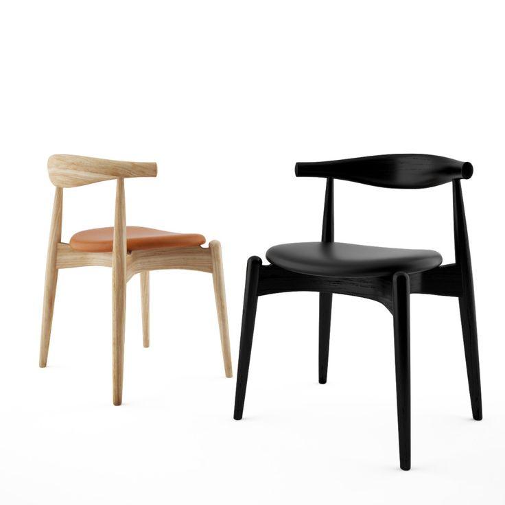 CH 20 Elbow Chair by Hans Wegner | Dimensiva
