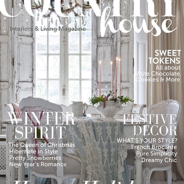 Jette has the most beautiful home. It was featured in the December issue of The UK-based Country House Magazine. Click on the link in our bio to see the article! #countryhousemagazine #jetteshome #interiordesign #jettefrölich #jettefroelich #jettefrölichdesign #jettefroelichdesign #danishdesign #scandinaviandesign
