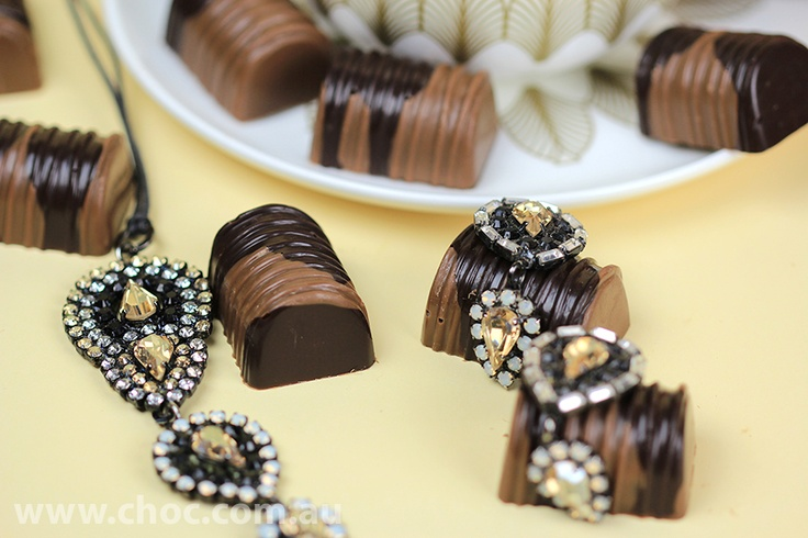 Crystals and Chocolate  Fardoulis Chocolates, Chocolate Plato  www.choc.com.au