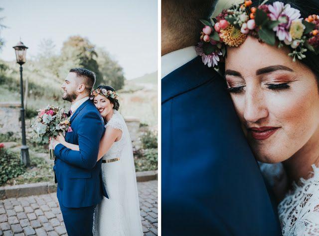 First Look by @Maribelle Photography   #mertesdorf #trier #vintage #hochzeit #wedding #civil #wedding #bride