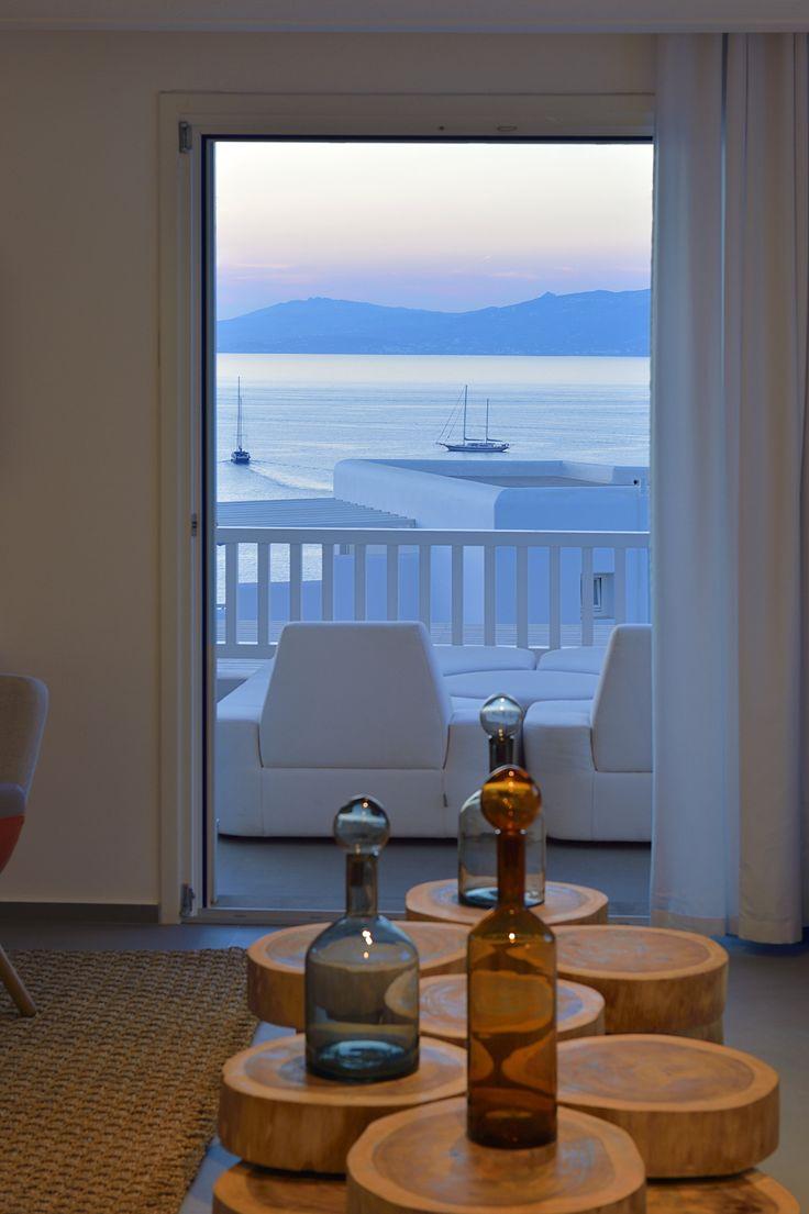 Inspiring glimpses at the mesmerizing Aegean Sea! #Inspire #Summer #MyconianKorali #Holidays