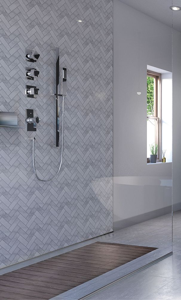 Herringbone part of the Tiles Custom Collection