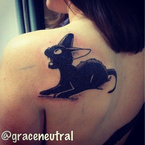 55 best new tattoo images on pinterest studio ghibli for Kiki tattoo artist