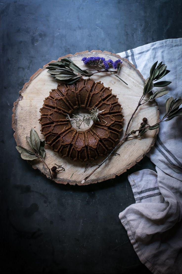 La Cocina de Carolina: Bundt cake de calabaza