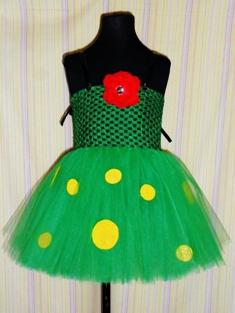 Dorothy The Dinosaur Tutu by BootiTutu on Etsy, $35.00