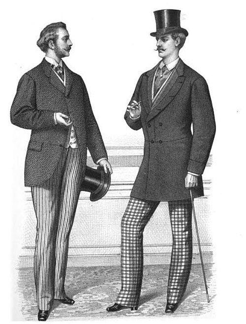 41 best 1870s 1880s mens clothing images on pinterest