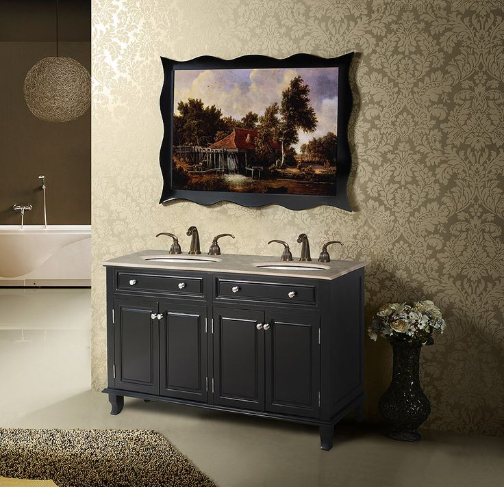 Stufurhome Bathroom Vanities 167 best double traditional bathroom vanities images on pinterest