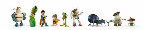 tree fu tom characters | BBC - Blogs - CBeebies Grown-ups - Tree Fu Tom