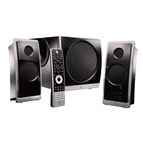 Logitech Z Cinéma Advanced Surround Sound System--2.1 Spe...