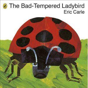 The Bad-tempered Ladybird: Amazon.co.uk: Eric Carle: Books
