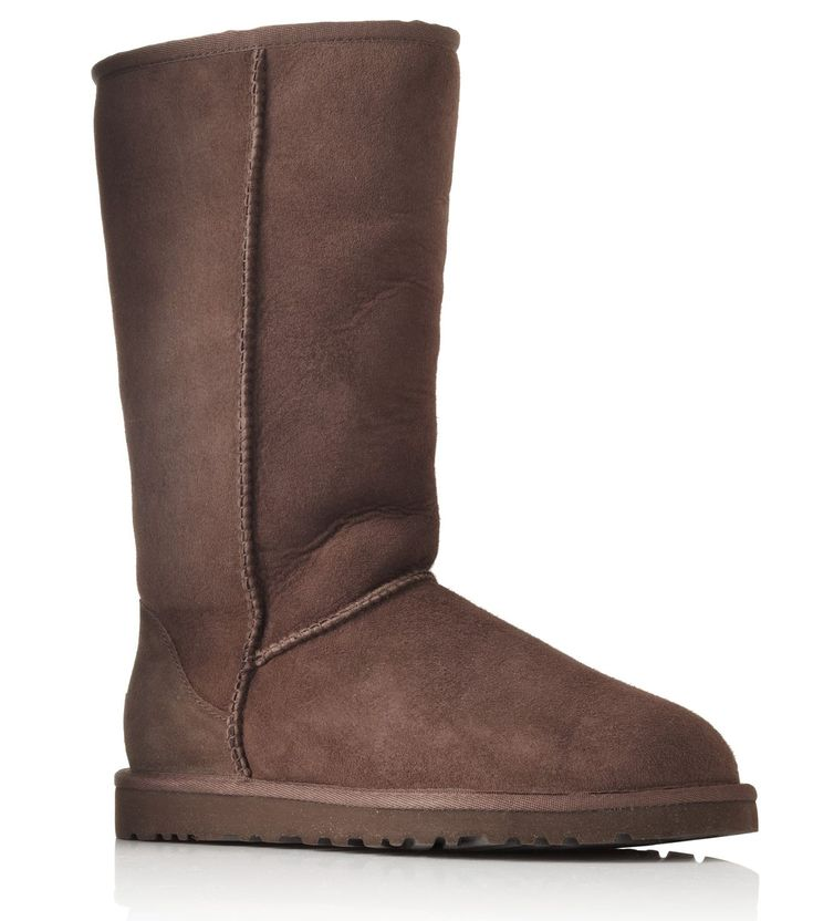 UGG Classic tall boots, Dark Brown