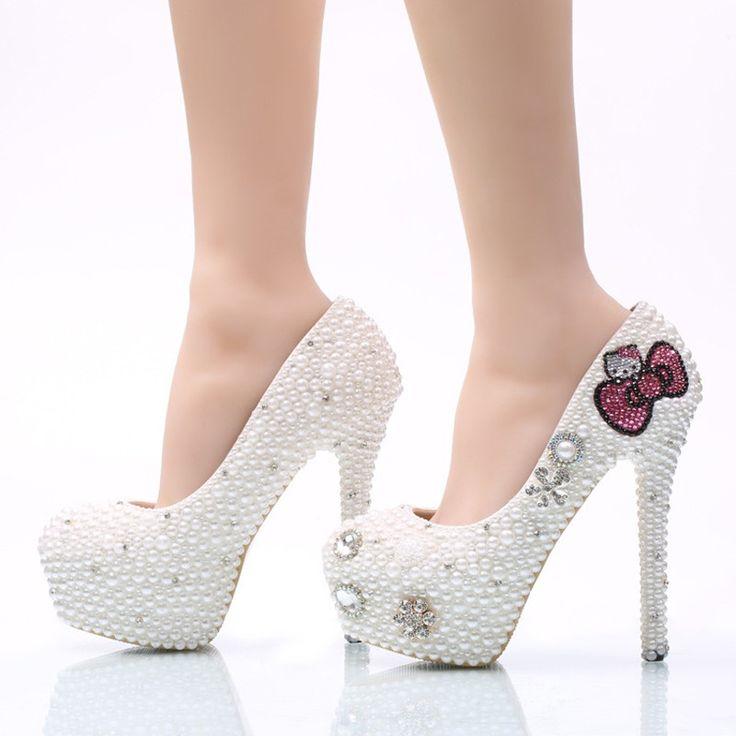De-gran-tamantildeo-de-hello-kitty-rhinestone-bombas-de-novia-zapatos-de-boda-he
