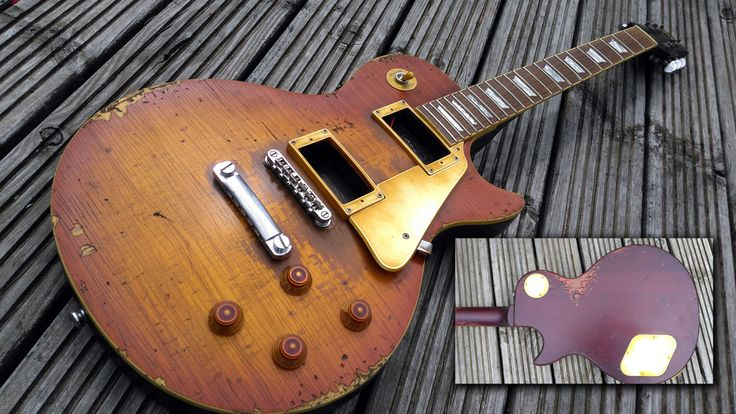 MXKT Custom Guitars: Sold Guitars