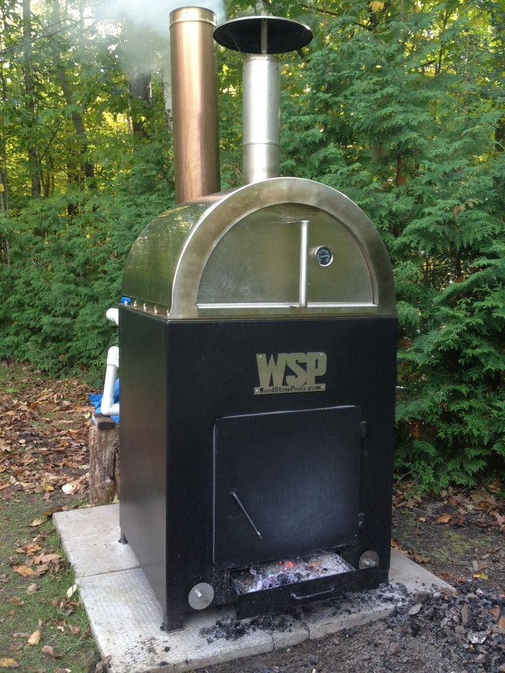 Wood Stove Pools wood burning pool heater / wood burning pizza oven. That  is right - 10 Best Images About Wood Stove Pools On Pinterest Models