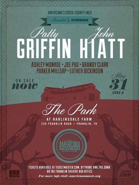 Patty Griffin, John Hiatt