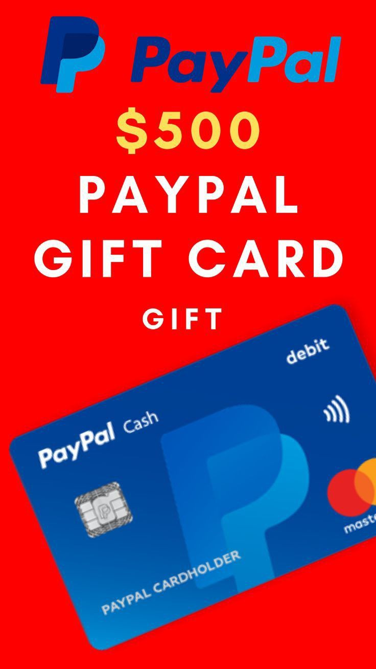 How To Get Free Paypal Gift Card In 2021 Paypal Gift Card Free Gift Card Generator Gift Card Deals