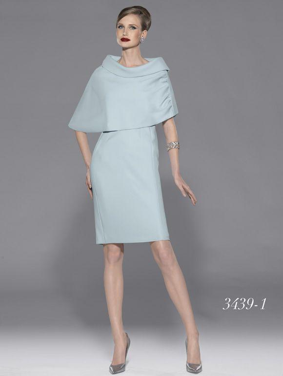 Modelo 3439 de Teresa Ripoll   vestido para madrina   colección 2014-2015