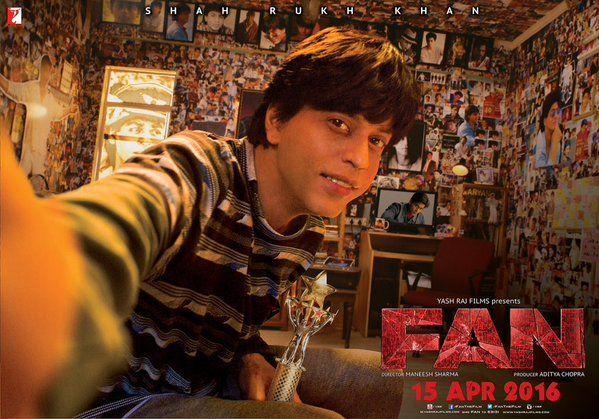 #SRK #Shahrukh #Movie #Fan #FANMovie #BoxOffice #Makeup #Cinema