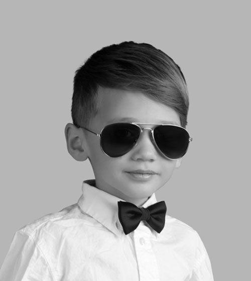 2014 Hair Trends for Boys  Portfolio: Hot Tot Children's Haircare