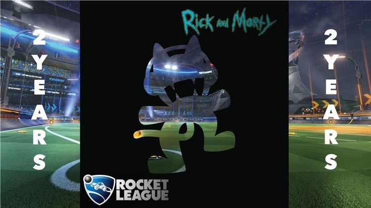 Rocket League: 2 Year Anniversary Update, Rick and Morty, Monstercat, Ch...
